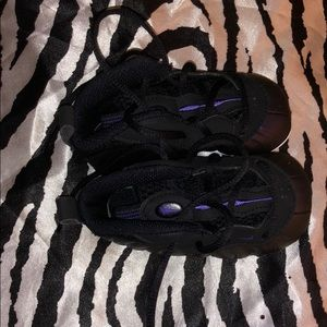 Nike eggplant foams